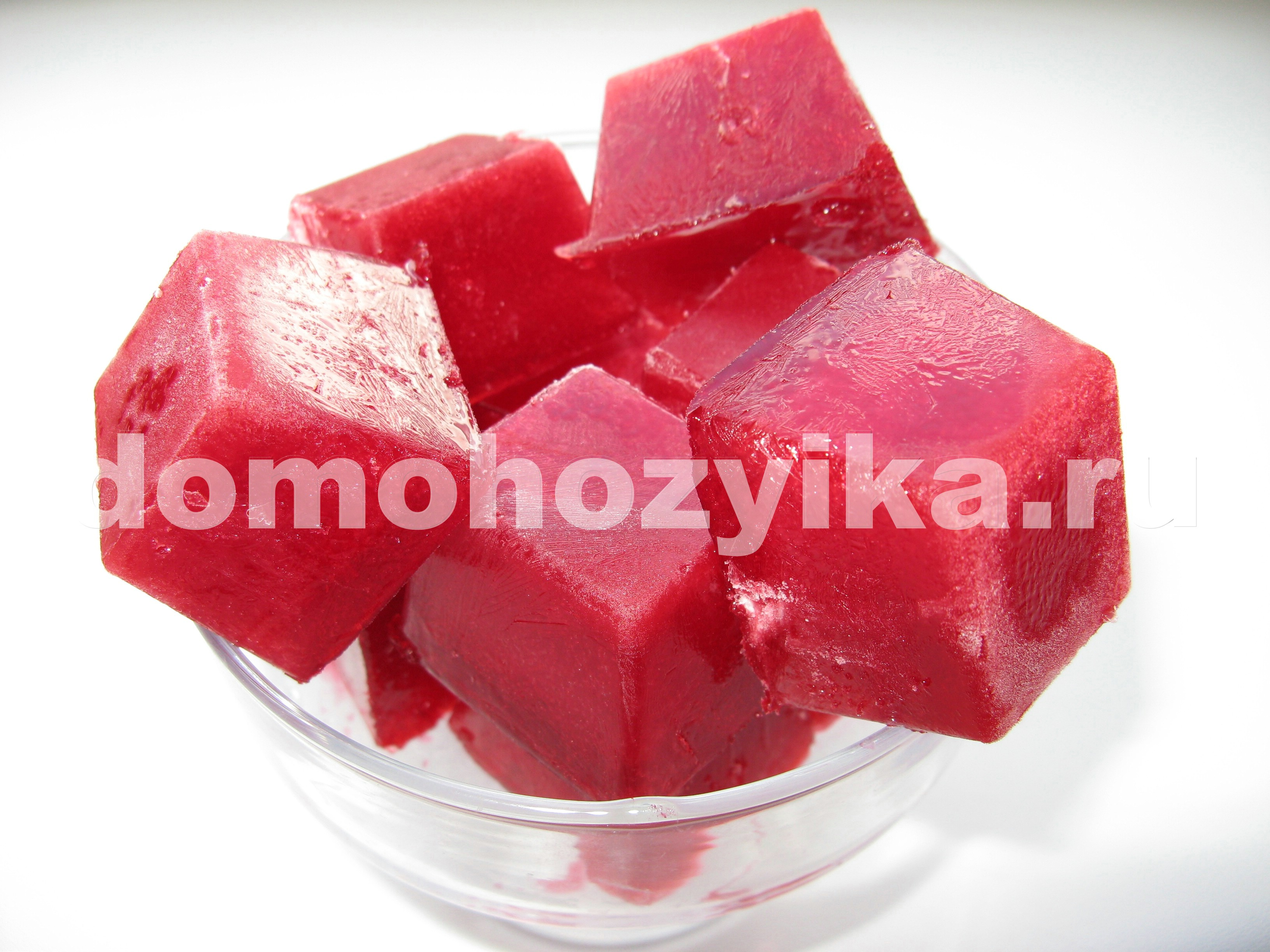 Манговый фруктовый лед, пошаговый рецепт с фото - Гастроном 24