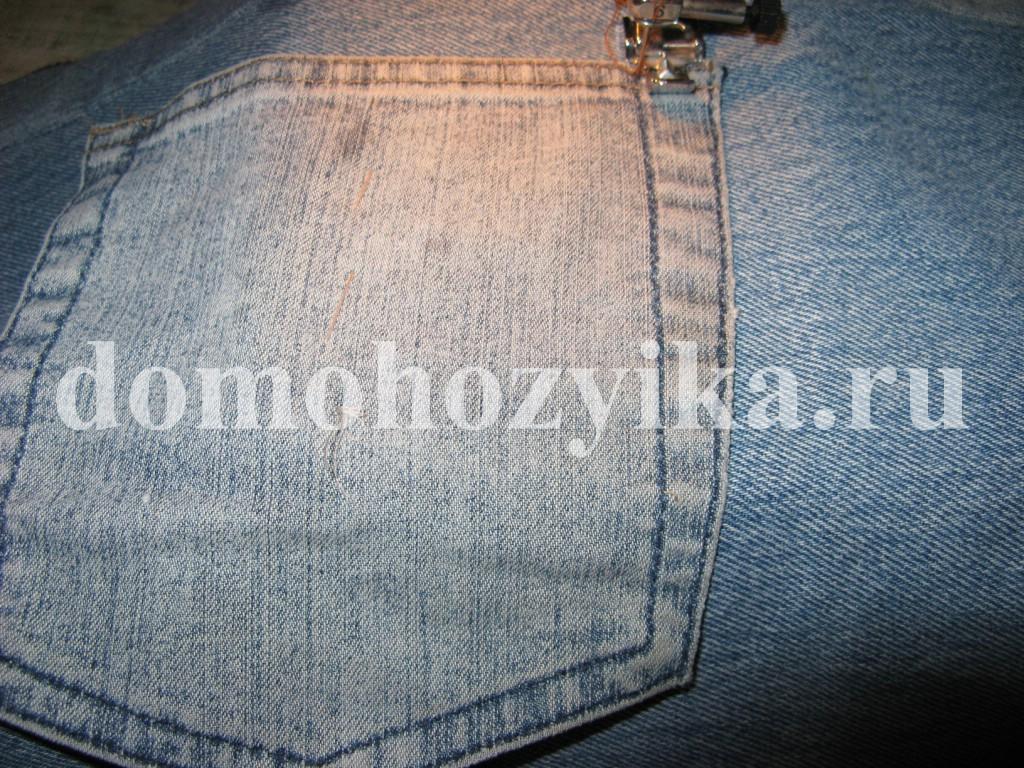 Красивые сумки своими руками из джинса
