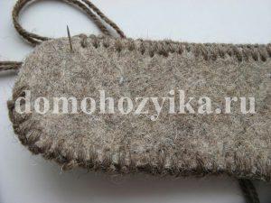 Мужские домашние тапочки-мокасины IMG_4431-300x225