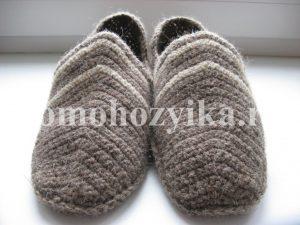 Мужские домашние тапочки-мокасины IMG_4446-300x225