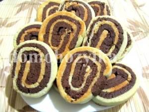 Печенье «Зебра»