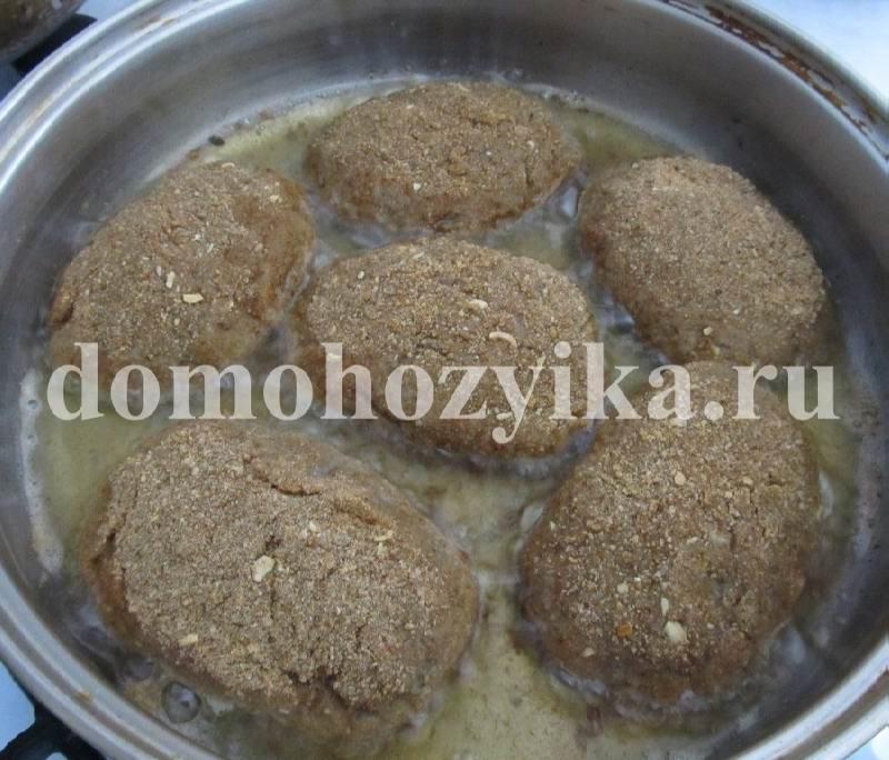 рыбные котлеты из речной рыбы рецепт с фото пошагово