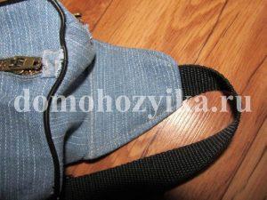 Ремешок для сумки своими руками из ткани 57