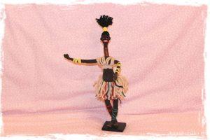 Кукла своими руками «Папуаска»