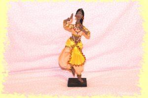 Кукла своими руками «Индианка»
