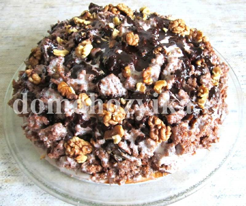 торт курявый пинчер рецепт