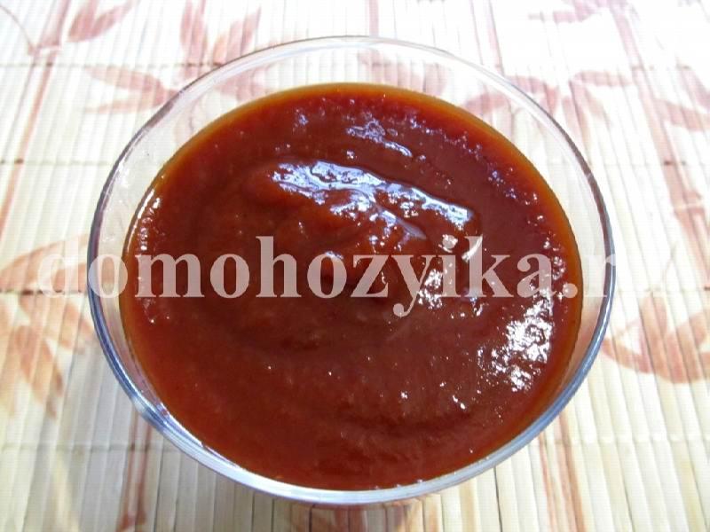 Кетчуп «Пальчики оближешь» из помидоров на зиму — рецепт с ...