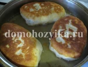 пирожки с ливером рецепт с фото