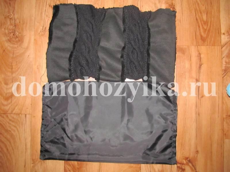 b571f8597db0 Меховая сумка-способ изготовления с фото