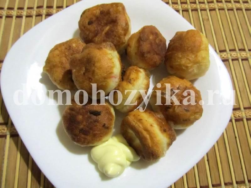 Пошаговый фото-рецепт сырный суп-пюре рецепт с фото