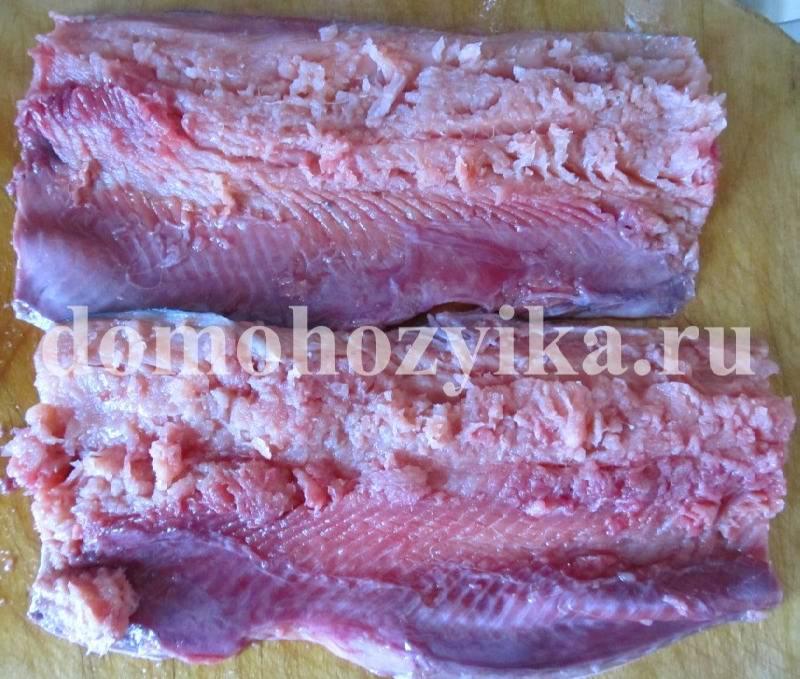 Стейк из красной рыбы рецепт
