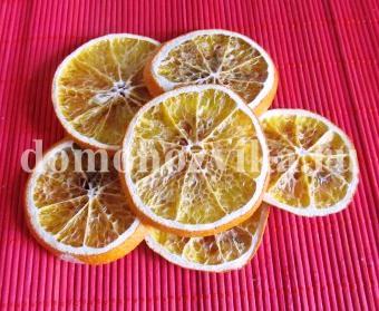 Как сделать засушенные апельсины для декора 46