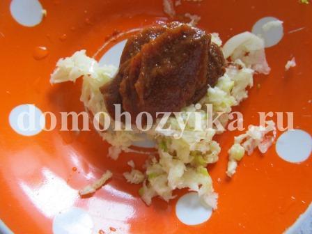 Картошки с фаршем рецепт с фото пошагово