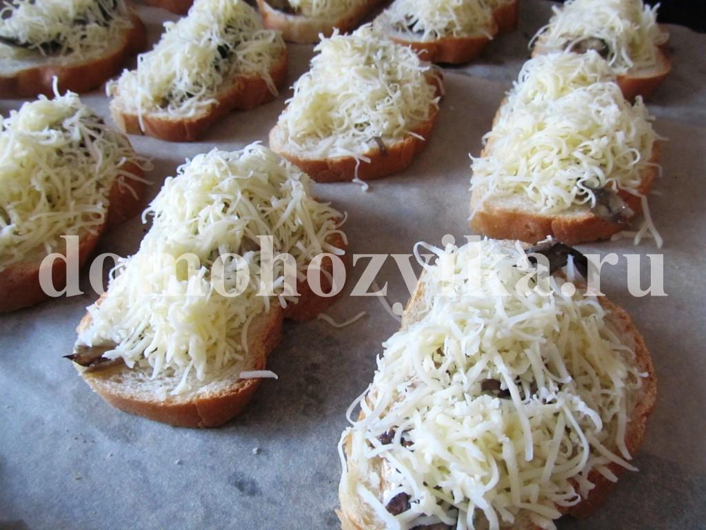 горячие бутерброды в духовке рецепты с творогом