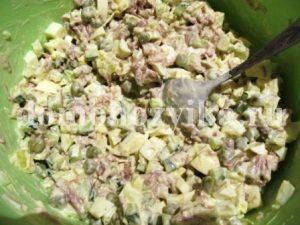 salat-iz-yaic-s-govyadinoj_6