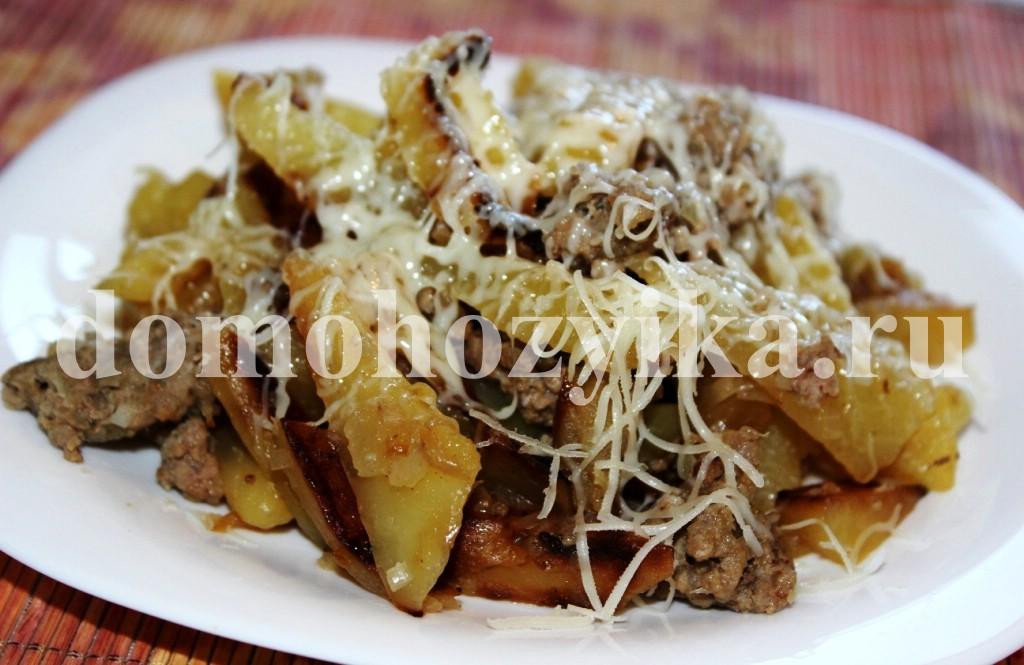 Рецепты вторых блюд из фарша блюд с фото простые и вкусные
