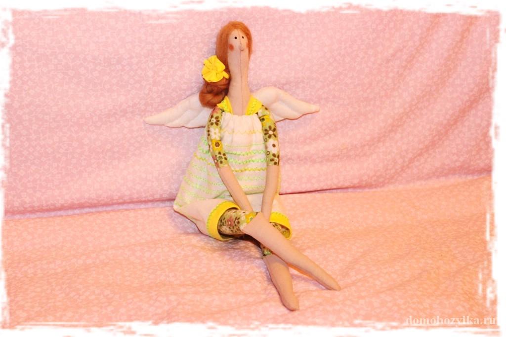 Фото как сшить куклу тильду своими руками
