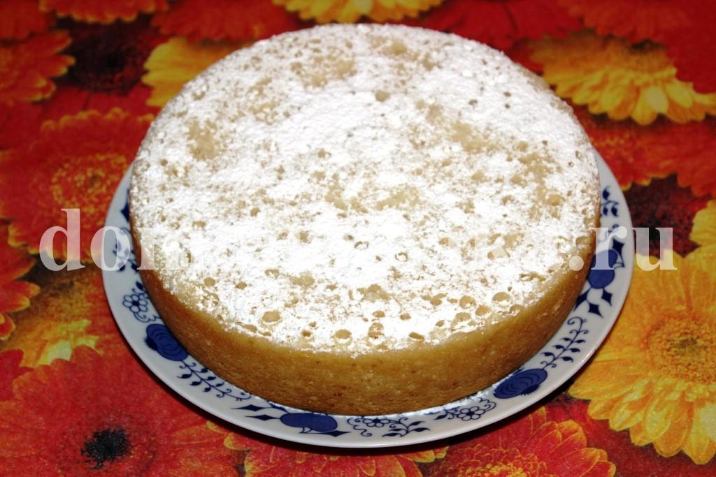 Пирог на сгущенке в мультиварке рецепт