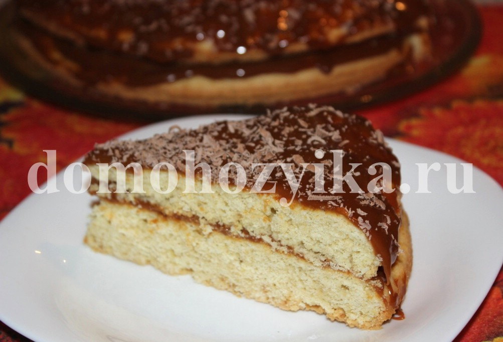 Пирог с вареной сгущенкой рецепт тертым тестом