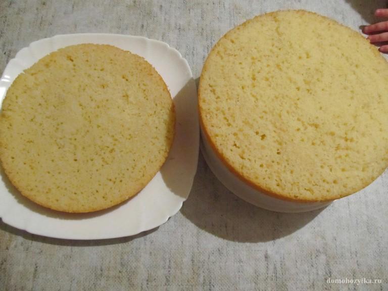 Манник на молоке пошаговый рецепт с фото