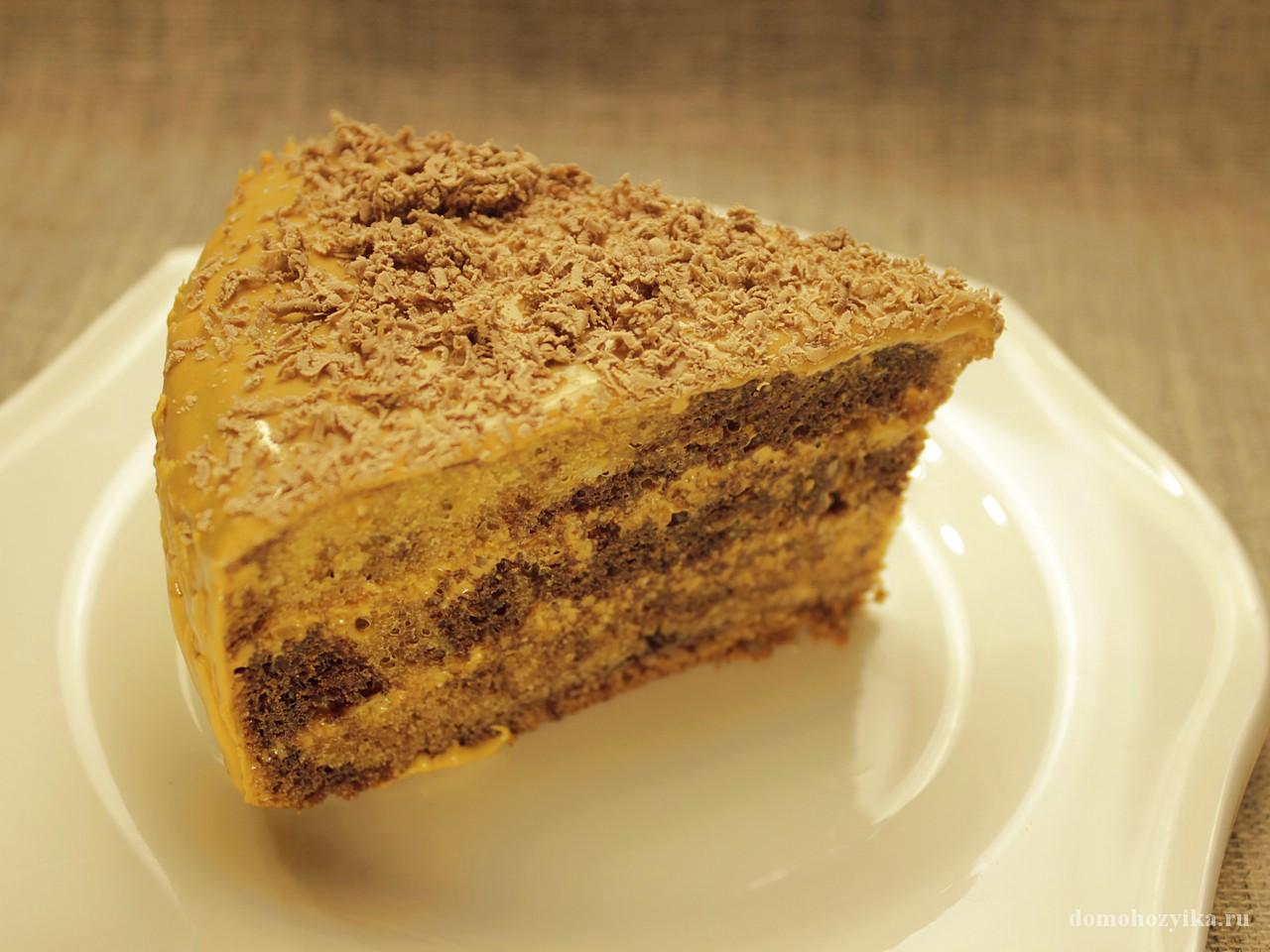 Самый вкусный и простой торт рецепт пошагово