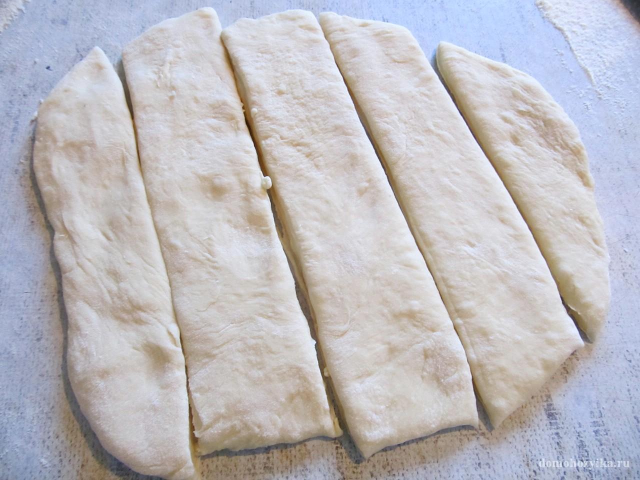 Вергуны на кефире рецепт с фото пошагово пышные