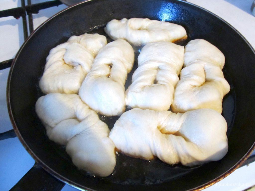 рецепт вергунов на кефире фото пошаговое