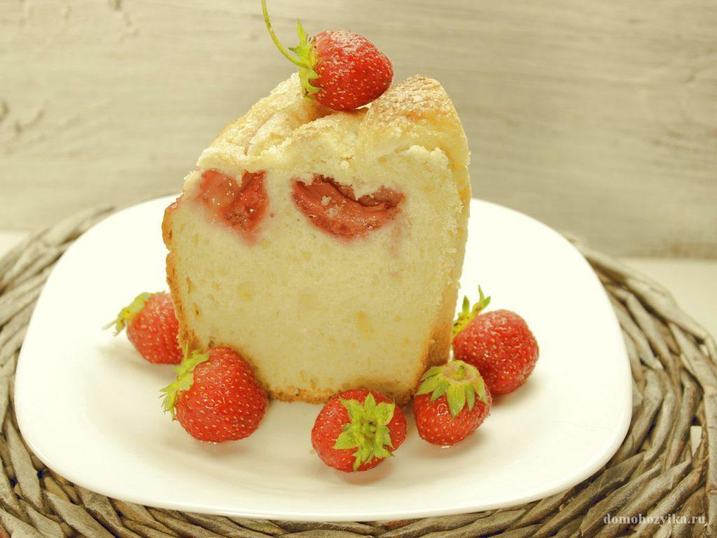 пирог с викторией рецепт с фото