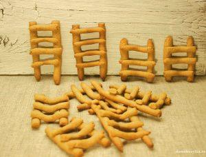 Обрядовое печенье «Вознесенские лесенки»