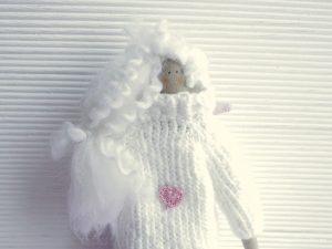 Тильда в свитере