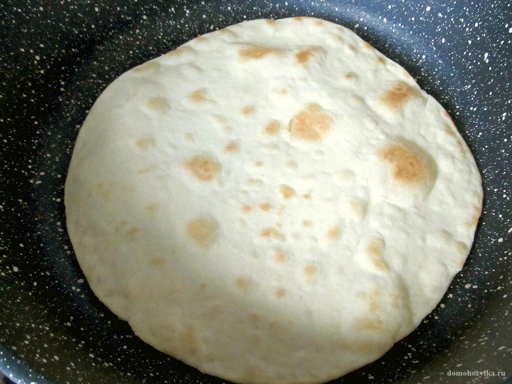 наполеон на сковороде рецепт с фото пошагово