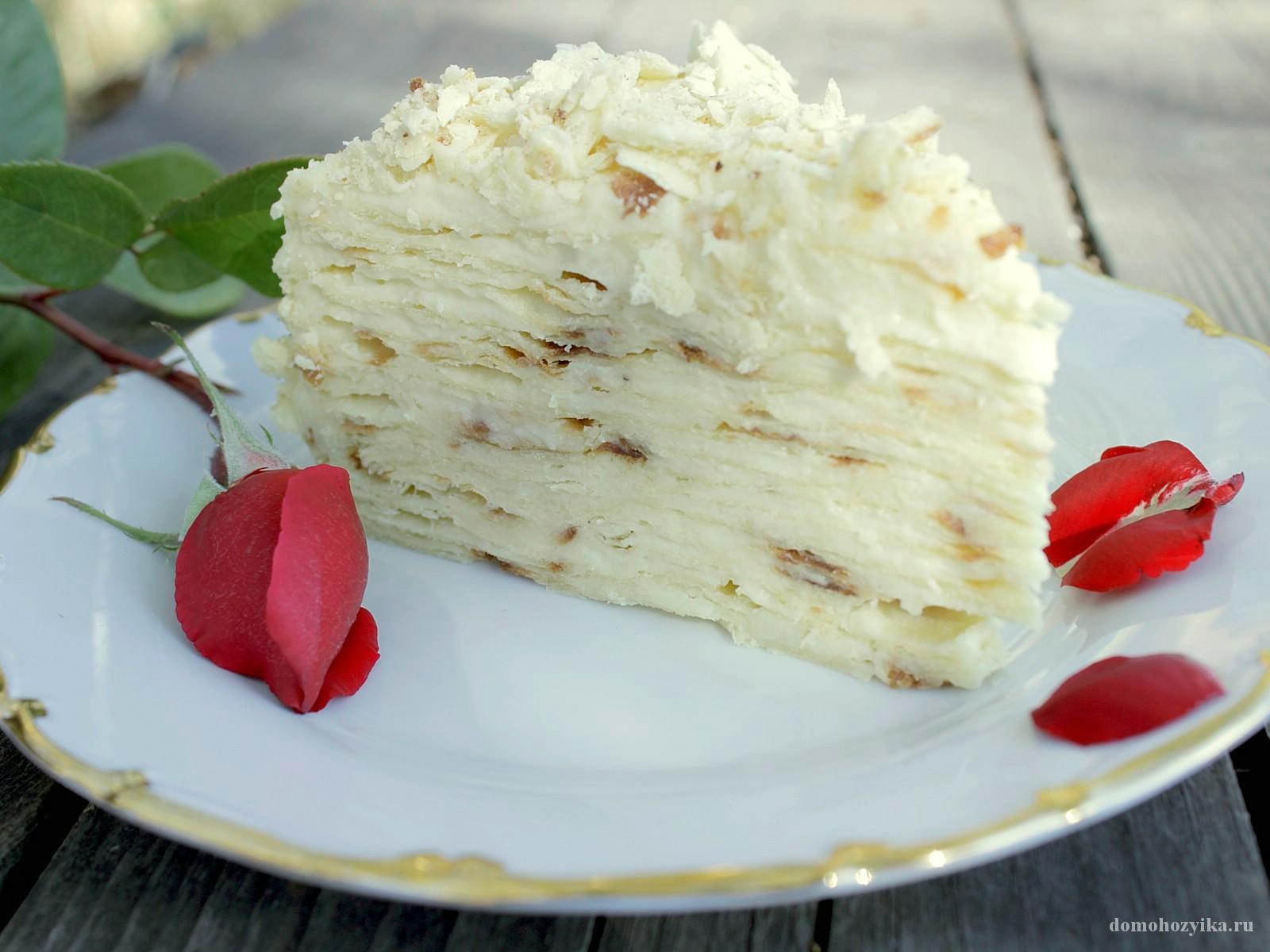 Торт рубленный классический рецепт с фото
